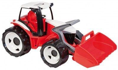 Tractor plastic cu cupa Gigant - Lena 0