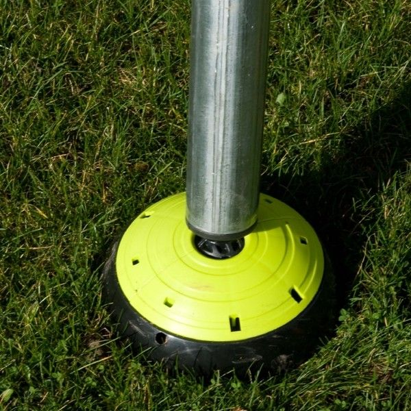 Trambulina copii 10ft TP Genius Octagonal SurroundSafe - TP Toys 3