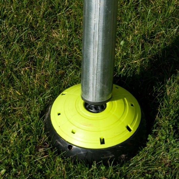 Trambulina copii 14ft TP Genius Octagonal SurroundSafe - TP Toys 3