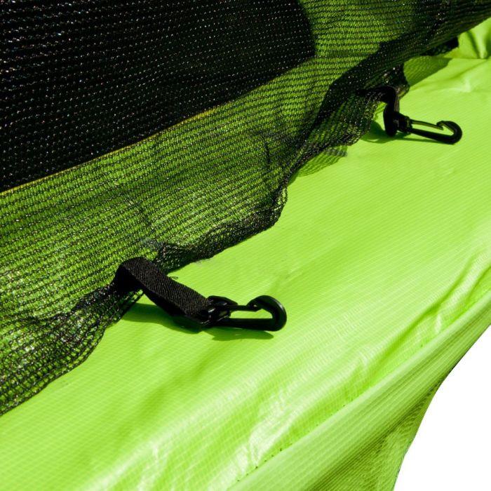 Trambulina set inSPORTline Froggy PRO 366 cm 9
