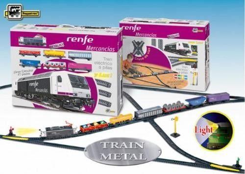 Trenulet electric marfa RENFE - Pequetren [0]