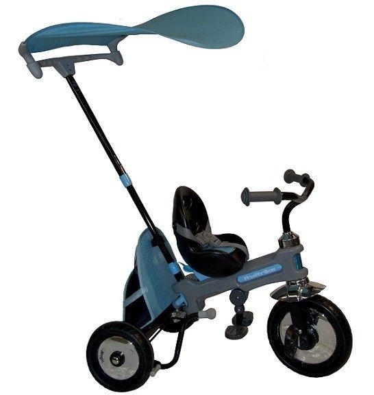 Tricicleta Azzuro albastra - Italtrike 0