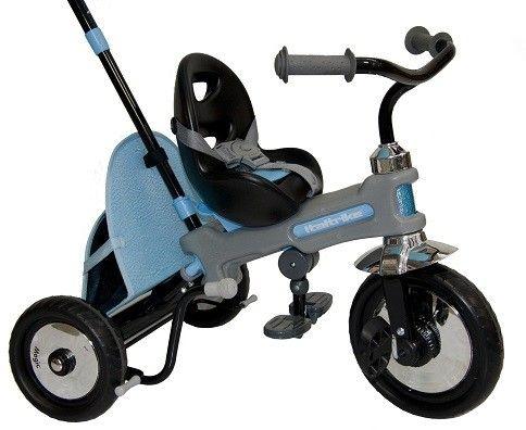 Tricicleta Azzuro albastra - Italtrike 1