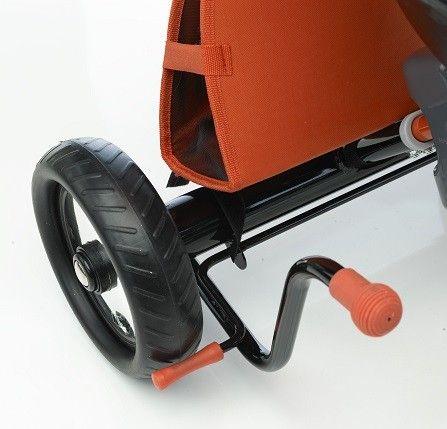 Tricicleta Azzuro rosie - Italtrike 5