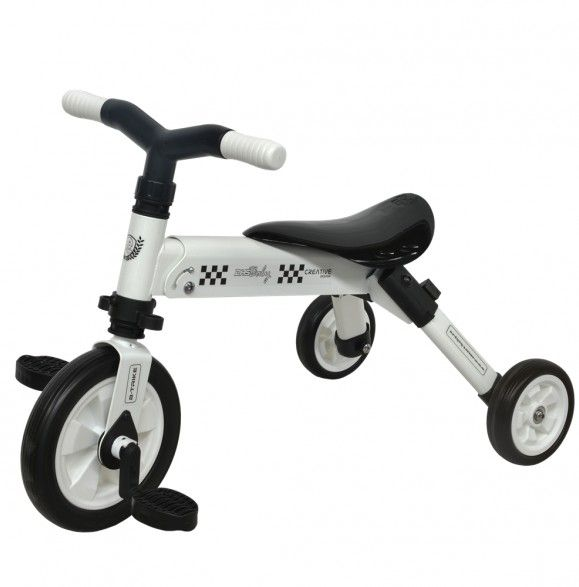 Tricicleta copii DHS Baby 2in1 B-Trike 0