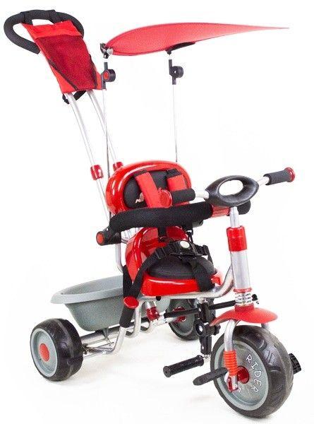 Tricicleta copii MyKids Rider A908-1 Rosu 0