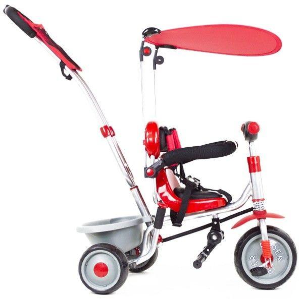 Tricicleta copii MyKids Rider A908-1 Rosu 1