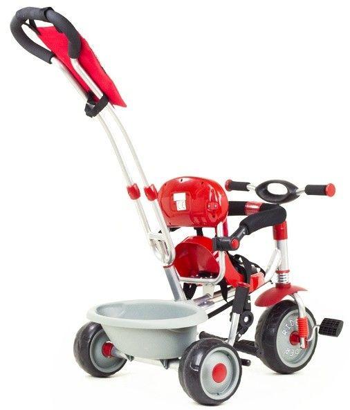 Tricicleta copii MyKids Rider A908-1 Rosu 2