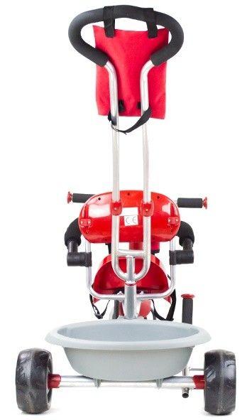 Tricicleta copii MyKids Rider A908-1 Rosu 3