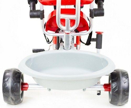 Tricicleta copii MyKids Rider A908-1 Rosu 5