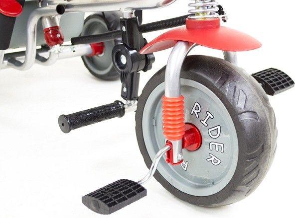 Tricicleta copii MyKids Rider A908-1 Rosu 6