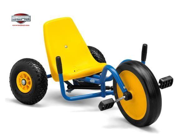 Tricicleta Crazy Bike albastru 0