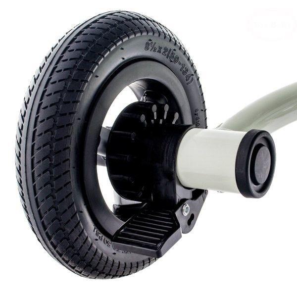 Tricicleta cu scaun rotativ EURObaby T306F - Violet