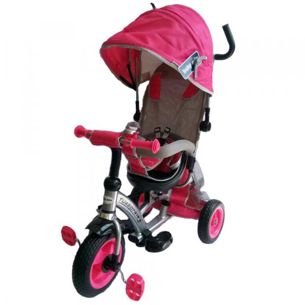 Tricicleta cu sezut reversibil Sunrise Turbo Trike - Baby Mix [0]