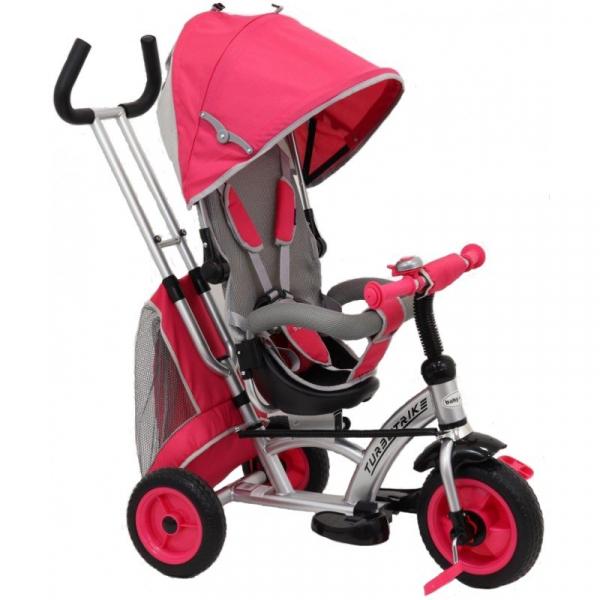 Tricicleta cu sezut reversibil Sunrise Turbo Trike - Baby Mix [2]
