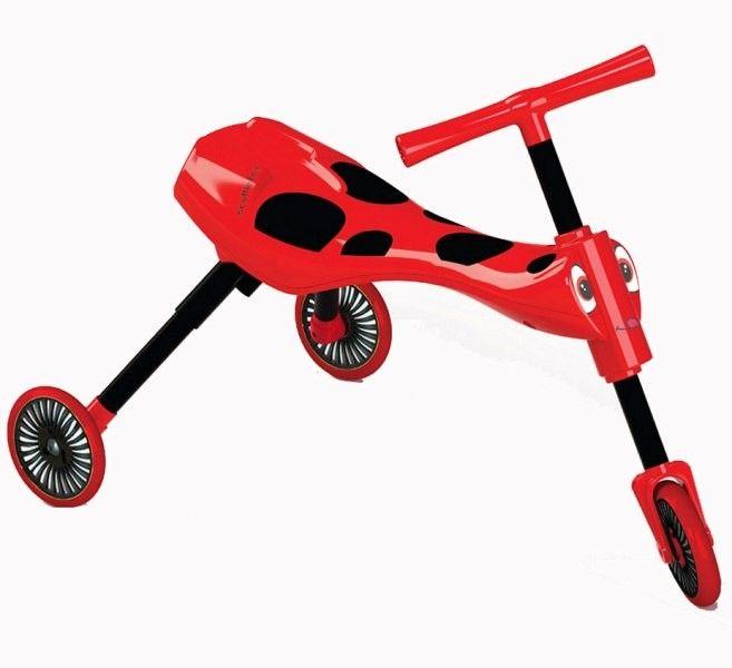 Tricicleta fara pedale Scuttlebug Beetle - Mookie 0