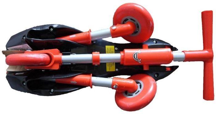Tricicleta fara pedale Scuttlebug Beetle - Mookie 2