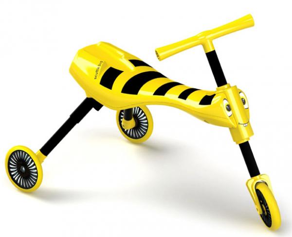 Tricicleta fara pedale Scuttlebug Bumble Mookie 0