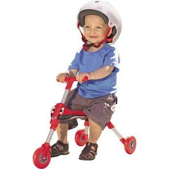 Tricicleta fara pedale Scuttlebug Bumble Mookie 3