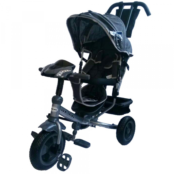 Tricicleta multifunctionala cu sunete si lumini Lux Trike - Baby Mix [1]