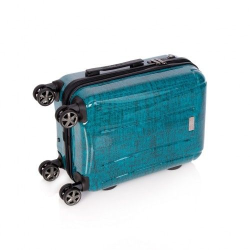 Troler Regal 55x38x20 cm Albastru - Lamonza 3