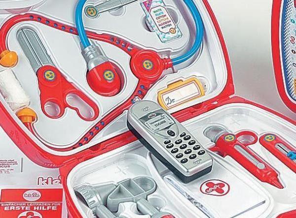 Trusa de doctor cu telefon mobil 1