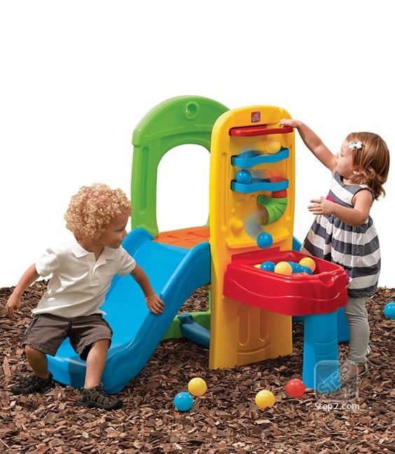 Turnulet Play Ball Fun Climber 1