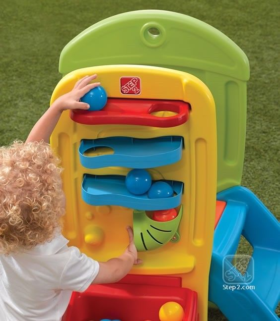 Turnulet Play Ball Fun Climber 3
