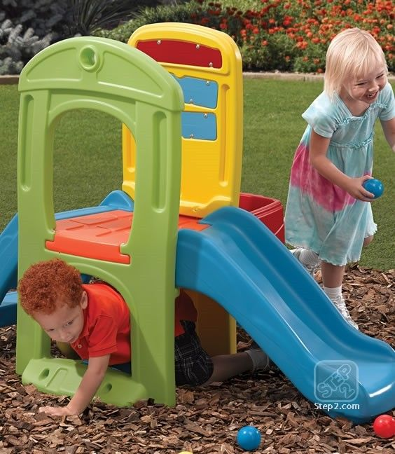 Turnulet Play Ball Fun Climber 4