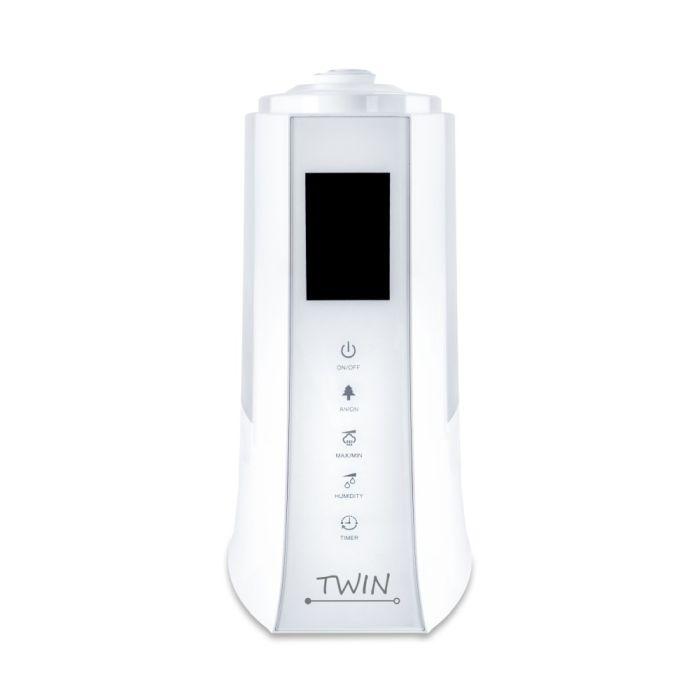 Umidificator cu ionizare si difuzor arome TWIN alb, Airbi BI3222 [6]
