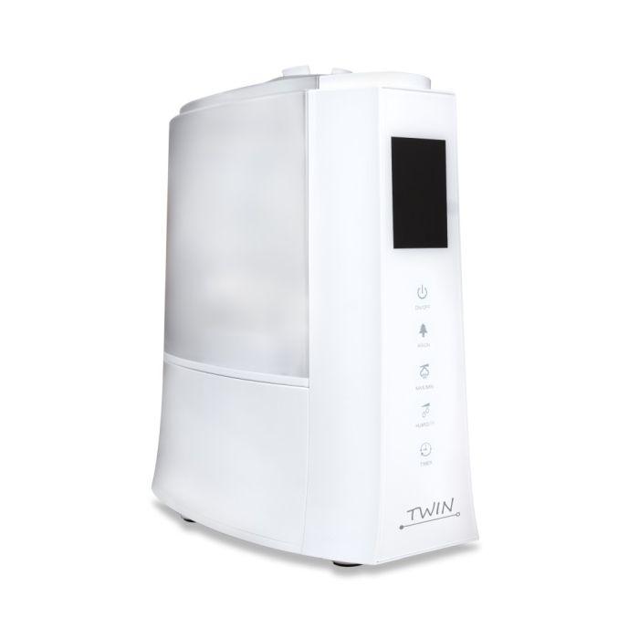Umidificator cu ionizare si difuzor arome TWIN alb, Airbi BI3222 [7]