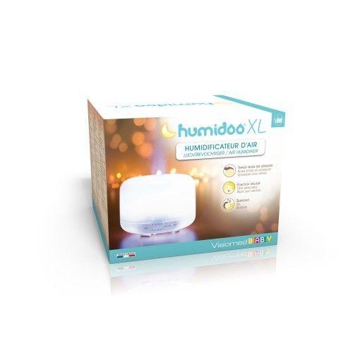Umidificator HUMIDOO XL cu ultrasunete Visiomed 2