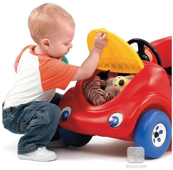 Vehicul Push Around Buggy - Step2 [1]