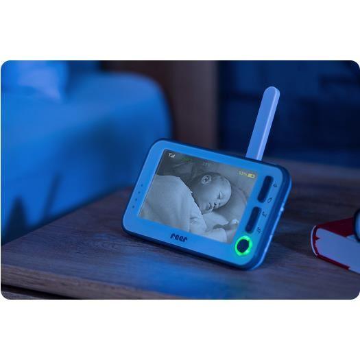 Video monitor digital pentru bebelusi Reer BabyCam L 80430 4