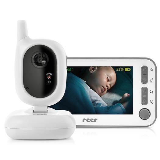 Video monitor digital pentru bebelusi Reer BabyCam L 80430 0
