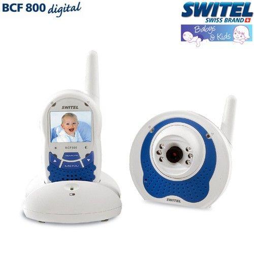 Videointerfon copii Switel BCF800 0