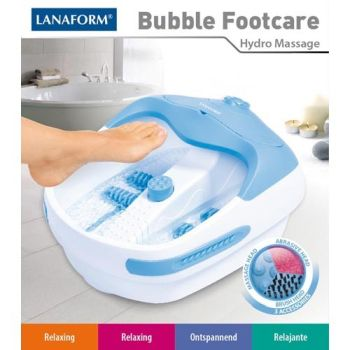 Aparat hidromasaj pentru picioare Bubble Footcare Lanaform1