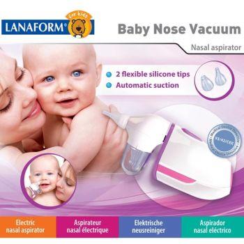 Aspirator nazal Baby Nose Vacuum 2014 Lanaform1