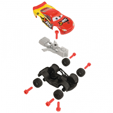 Atelier Smoby Cars XRS Bricolo Center cu accesorii [5]