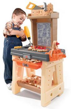 Banc de lucru pentru copii - Step20