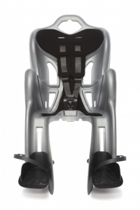 Bellelli B-One Clamp scaun bicicleta pentru copii pana la 22kg - Silver [0]