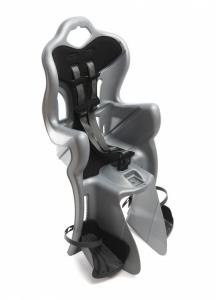 Bellelli B-One Standard Multifix scaun bicicleta pentru copii pana la 22kg - Silver [1]