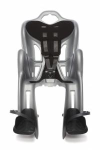 Bellelli B-One Standard Multifix scaun bicicleta pentru copii pana la 22kg - Silver [0]