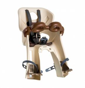Bellelli Freccia B-Fix scaun bicicleta pentru copii pana la 15kg - Beige Vintage [0]
