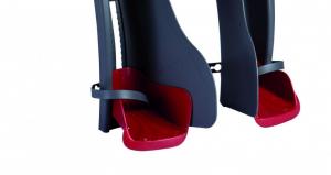 Bellelli Little Duck Standard Multifix scaun bicicleta pentru copii pana la 22kg - Dark Grey [9]