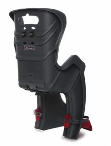 Bellelli Little Duck Standard Multifix scaun bicicleta pentru copii pana la 22kg - Dark Grey [2]