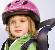 Bellelli Mr Fox Clamp scaun bicicleta pentru copii pana la 22kg - Silver [9]