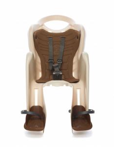 Bellelli Mr Fox Standard B-Fix scaun bicicleta pentru copii pana la 22kg - White [1]