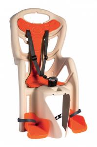 Bellelli Pepe Standard Multifix scaun bicicleta pentru copii pana la 22kg - Beige [0]