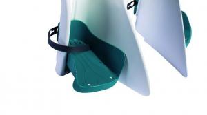Bellelli Summer Relax B-Fix scaun bicicleta pentru copii pana la 22kg - White Turquoise [7]